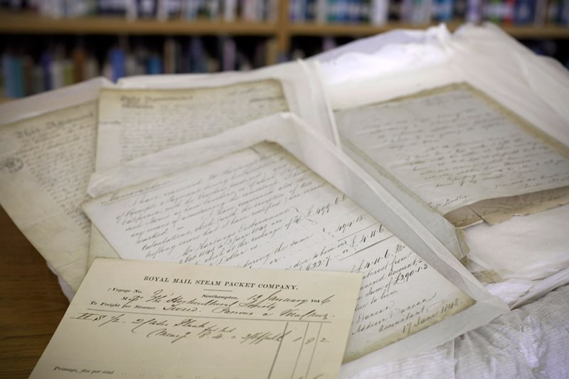 An example of our Plant Collector Journals