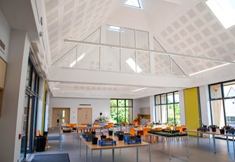 Inside the Learning Centre