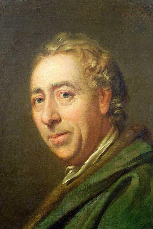 Portrait of Lancelot 'Capability' Brown, c.1770-75, by Richard Cosway (17421821)/Private Collection/Bridgeman Images