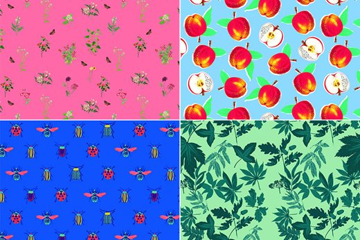 Children's product patterns