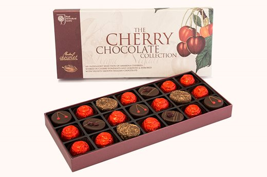 Amelie luxury chocolates