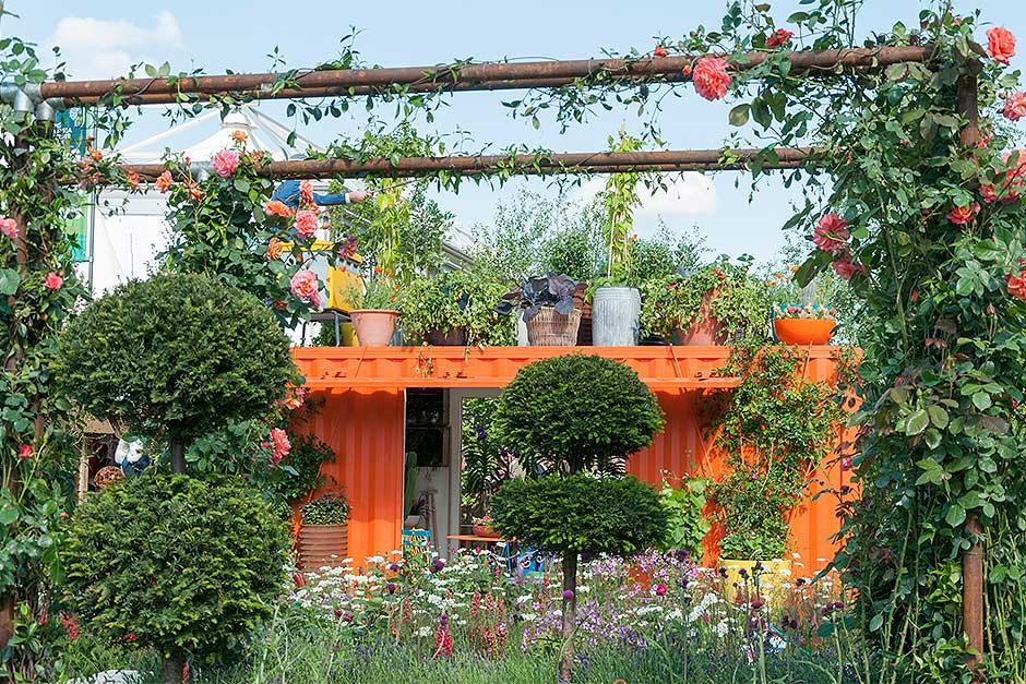 Health, Happiness and Horticulture Garden